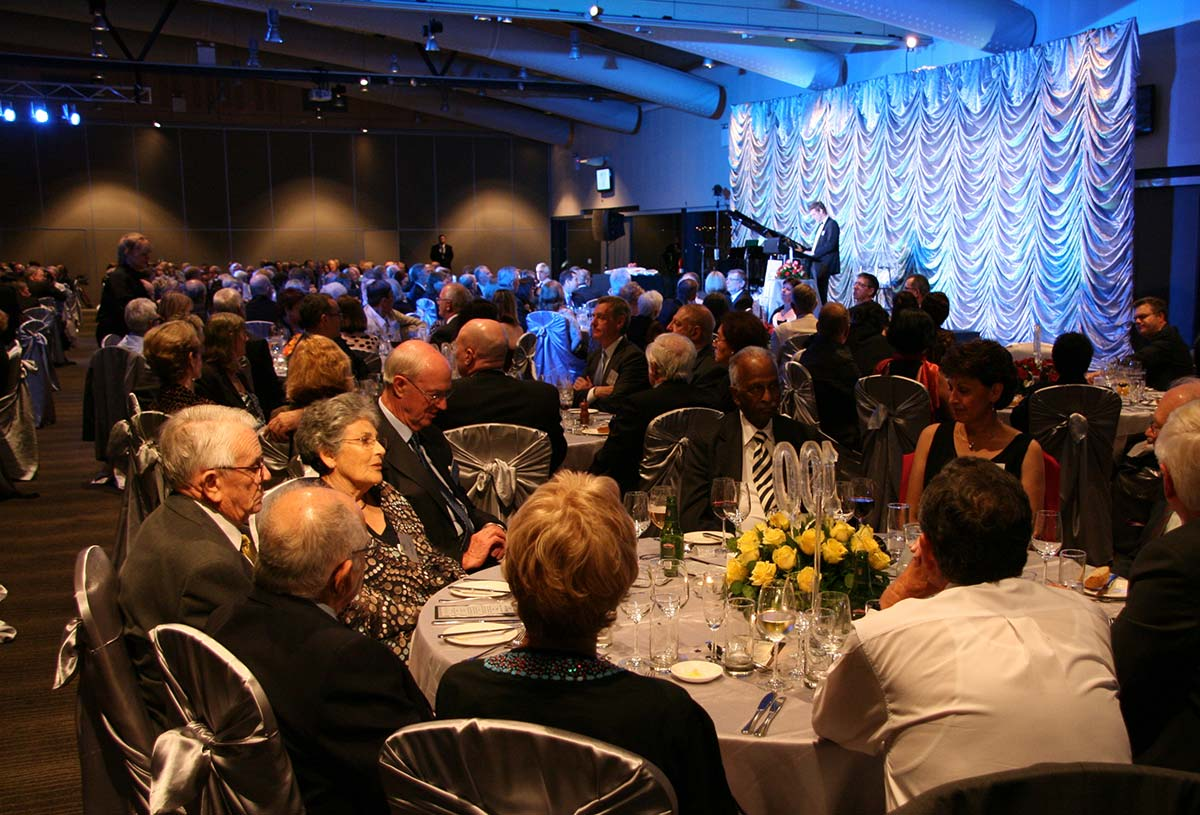 IBM QCC Centenary Dinner